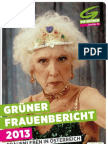 Frauenbericht 2013