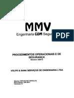 procedimento operacional e de segurança link500s