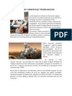AVANCES CIENTIFICOS TECNOLOGICOS