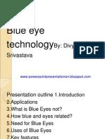 Blue Eyes- sneha