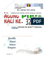 Buku Program Mesyuarat Agung Pibg 2013