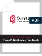 Farrells Kickboxing July 2011