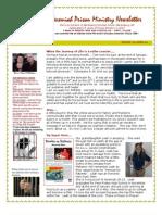 JPM February 2013 Newsletter