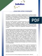 SB Metrologia - Janeiro 12 - Inovação