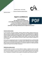 CLEA 2013-2014 Ciné-Audio