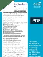 Ofsted - Raising Standards, Improving Lives (PDF Format)