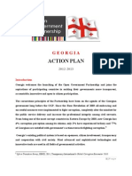 OGP Georgia Action Plan