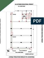 Sewer Line Plan-model