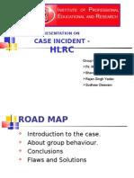 hlrc case analysis