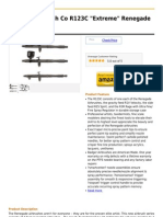 Badger Air-Brush Co R123C Extreme Renegade Airbrush Set