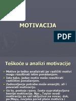 motivacija ppt
