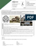 Laboratorio II BA11-Arte Paleocristiano y Bizantino