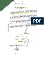 La Justicia confirmó que no hay denuncias contra Escajadillo