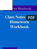 First Year Notes and Workbook
