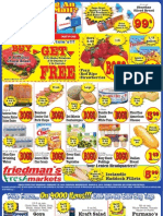 Friedman's Freshmarkets - Weekly Specials - Feb 28 - Mar 6, 2013