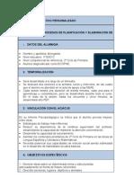 Pep Planificac. y Elaborac. de Textos