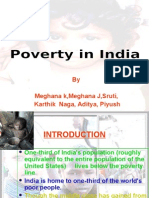 Poverty in India
