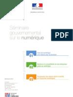 Dossier Séminaire Numérique