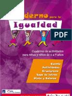 Cuaderno Para La Igualdad Axa
