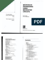 Microwave Engineering Using Microstrip Circuits (Fooks)