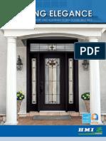 HMI Aluminum Storm Doors