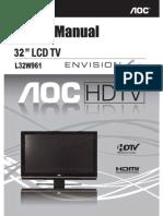 AOC HDTV