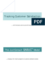 SABUC Customer Satisfaction Model