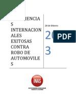 Capitulo 1 Robo de Autos 1707