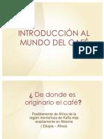 El mundo del café 2012