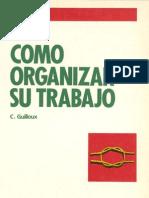 Deusto - Cómo Organizar su Trabajo