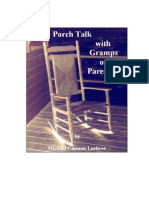 Porch Talk with Gramps on Parenting