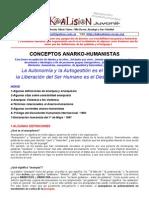 Conceptos Anarko-Humanistas