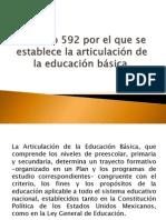 REFORMA INTEGRAL DE LA EDUCACION BASICA