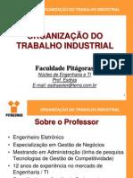 Aula 00 - Apresentacao - Organizacao Do Trabalho Industrial