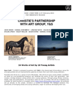 Christie's with Y&S - bid online today ! Price starting at $300.