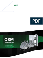 Recloser - OSM15!27!38 Brochure en NOJA-560-01