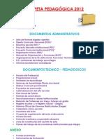 carpetapedagogica2012-120320225403-phpapp01