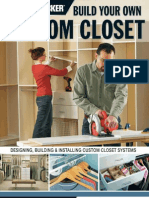 Black & Decker Build Your Own Custom Closet+OCR