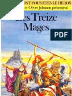 L'épée de légende 1 - Les Treize Mages