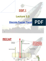 Lesson 2.3 --- DFT (Zeros+Scalloping+Rms Spectrum)