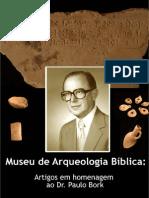 59456060 Museu de Arqueologia Biblica Do UNASP Artigos Em Homenagem Ao Dr Paulo Bork