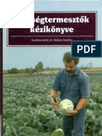 Balázs Sándor - Zöldségtermesztők kézikönyve