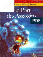 L'épée de légende 3 - Le Port Des Assasins