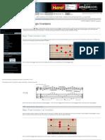 (Guitar Lesson) Triad Arpeggio Inversions - Sweep Picking, Arpeggios.pdf