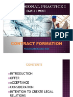 Microsoft PowerPoint - Chapter 4 - Contract Formation.