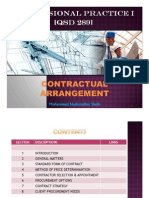 Microsoft PowerPoint - Chapter 5b - CONTRACTUAL ARRANGEMENT - Procurement.