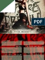 Digital Booklet - 'Til Death