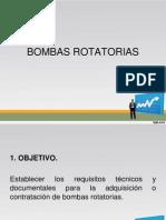 Bombas Rotatorias Chan