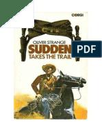 Oliver Strange - Sudden 8 - Sudden Takes the Trail