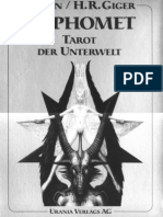 HR Giger - Baphomet Tarot